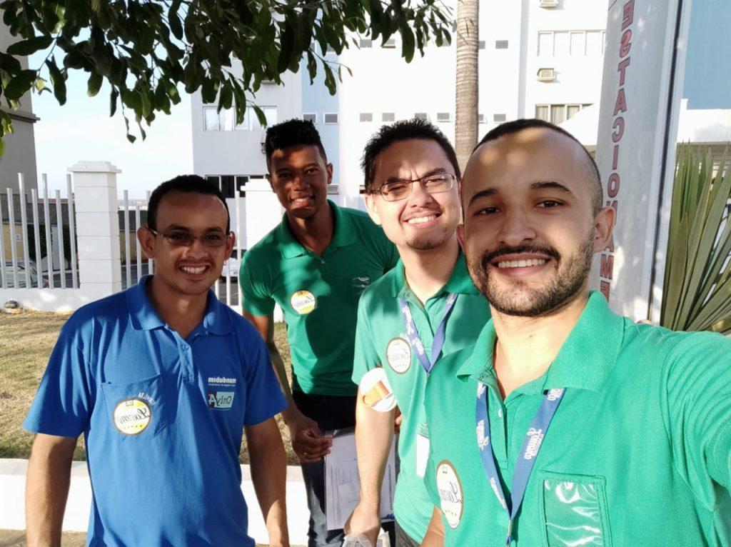 Treinamento equipe de logística e expedição